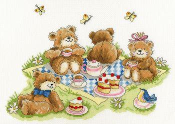 Teddy Bears Picnic - Margaret Sherry