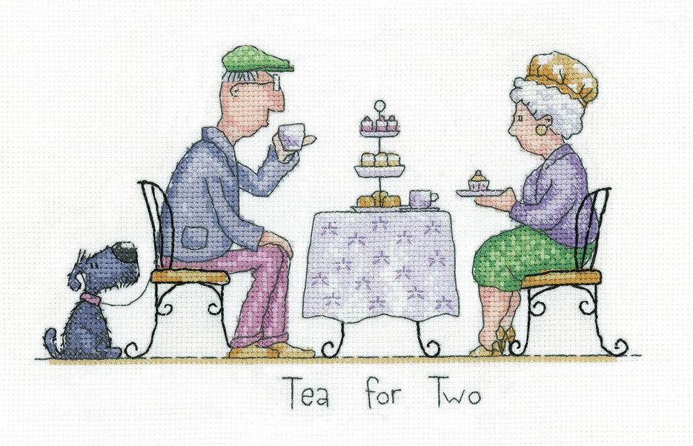 Tea for Tea - Peter Underhill