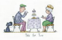 Tea for Tea - Peter Underhill