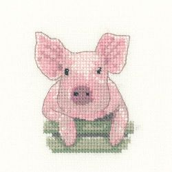 Pig - Heritage Crafts 'Little Friends'