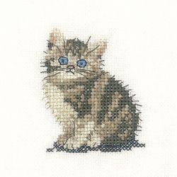 Tabby Kitten - Heritage Crafts 'Little Friends'