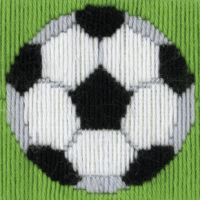 Long Stitch Football - Beginners