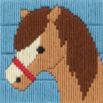 Long Stitch Horse - Beginners