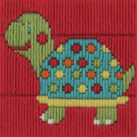 Long Stitch Turtle - Beginners
