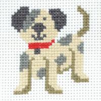 Cross Stitch Dog - Beginners