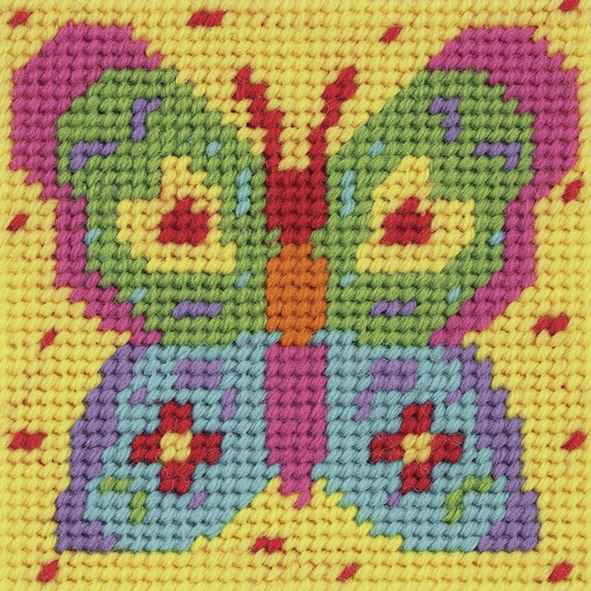 Tapestry Butterfly - Beginners