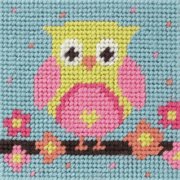 Tapestry Owl - Beginners