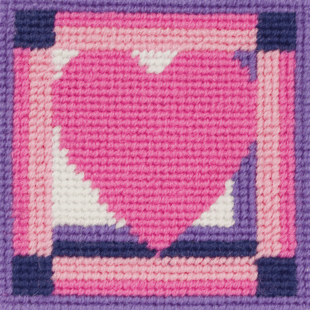 Tapestry Heart - Beginners