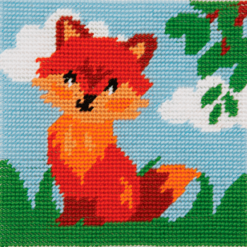Tapestry Fox - Beginners