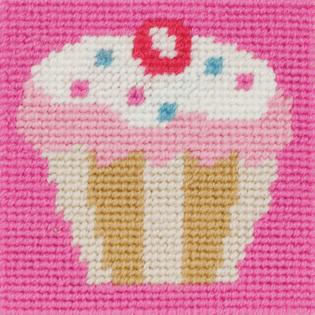 Tapestry Cupcake - Beginners