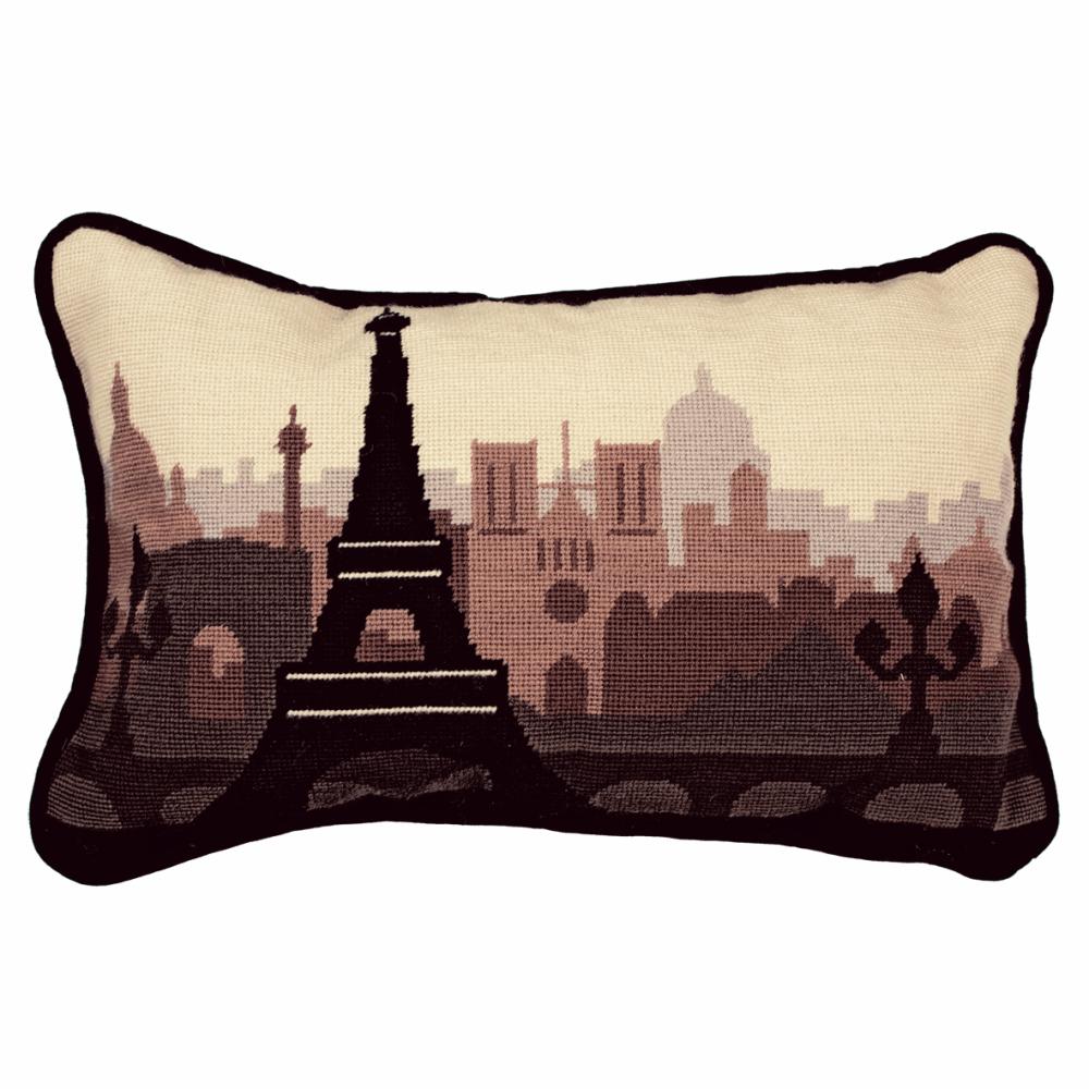 Paris Skyline Tapestry
