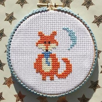 Children's Fox Hoop