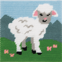 Tapestry Little Lamb - Beginners
