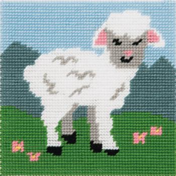 Tapestry Little Lamb - Beginners