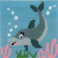 Tapestry Dolphin - Beginners