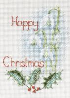 Snowdrops - Christmas Card