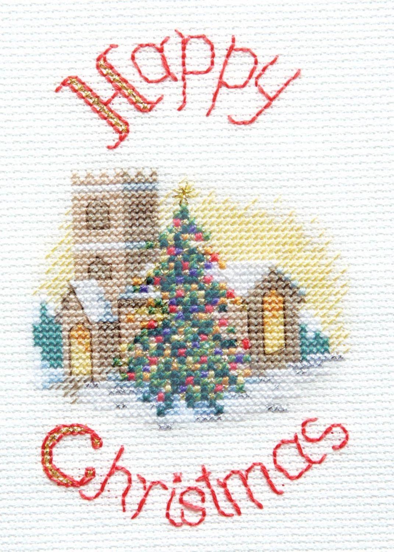 Midnight Mass - Christmas Card