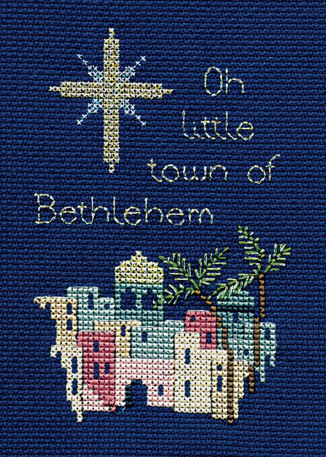 Bethlehem - Christmas Card