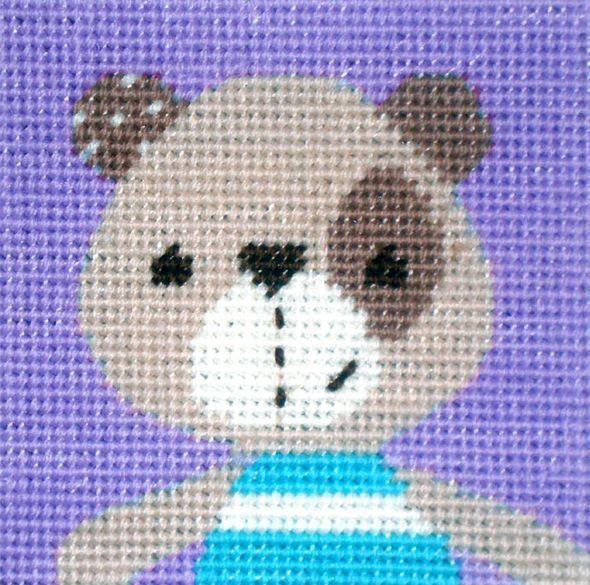 Madison Boy - Starter Tapestry Kit