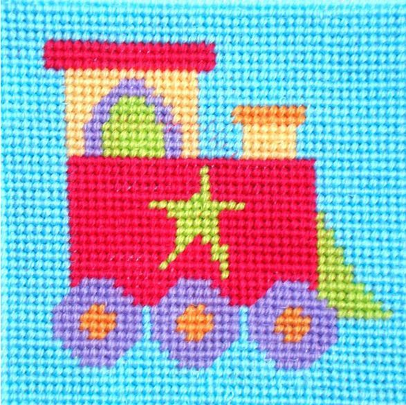 Train - Starter Tapestry Kit