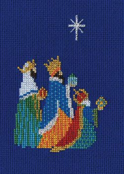 Three Kings - Christmas Card