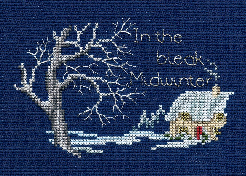 Midwinter - Christmas Card