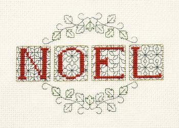 Noel - Christmas Card