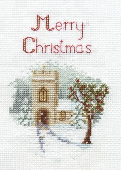 The Church - Christmas Card