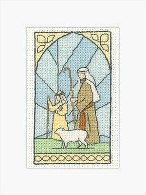 Shepherds Christmas Card