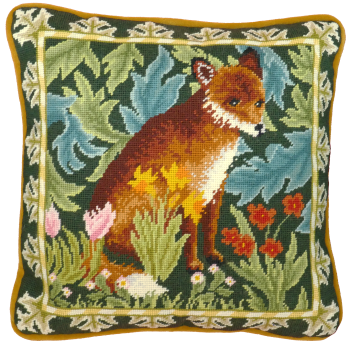 Woodland Fox Tapestry - Bothy Threads