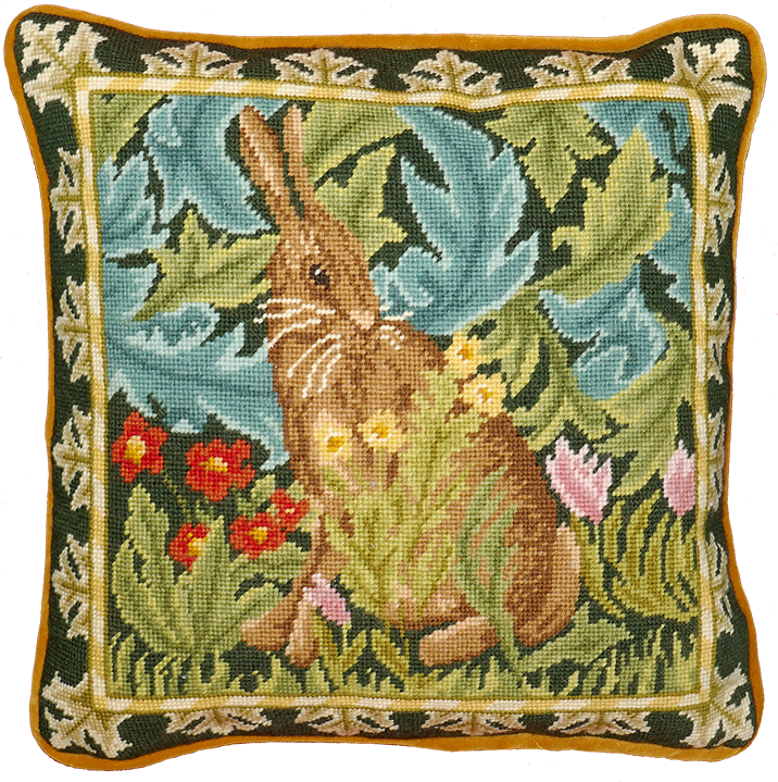 Woodland Hare Tapestry - Bothy Threads