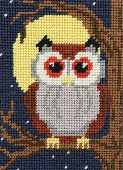 Otto Owl Beginners Tapestry