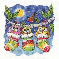 A Christmas Hoot - Heritage Crafts