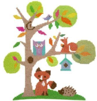 Woodland - The Stitching Shed