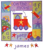 Birth Sampler - On the Move
