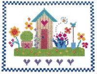 Summertime Cross Stitch
