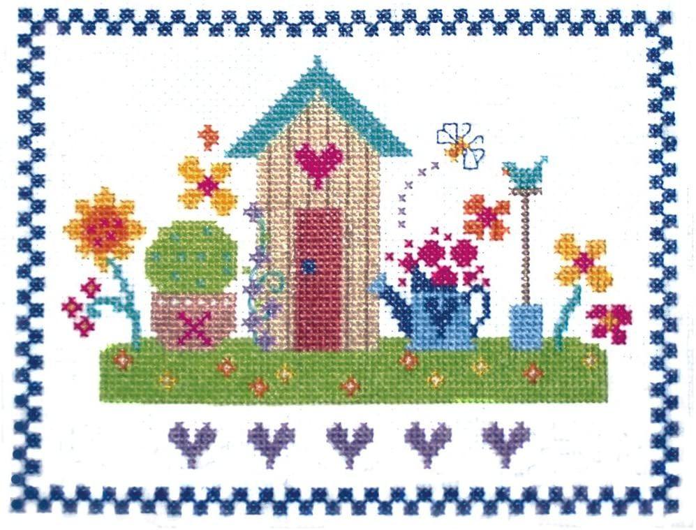 Summertime Cross Stitch