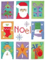 Noel - Christmas Cross Stitch