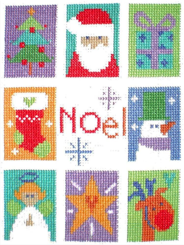 Noel - Christmas Cross Stitch - The Stitching Shed