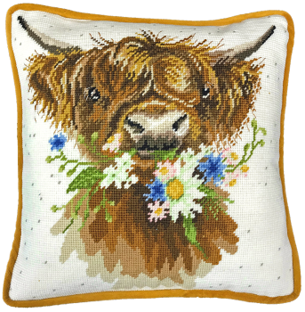 Daisy Coo Cow Tapestry - Hannah Dale