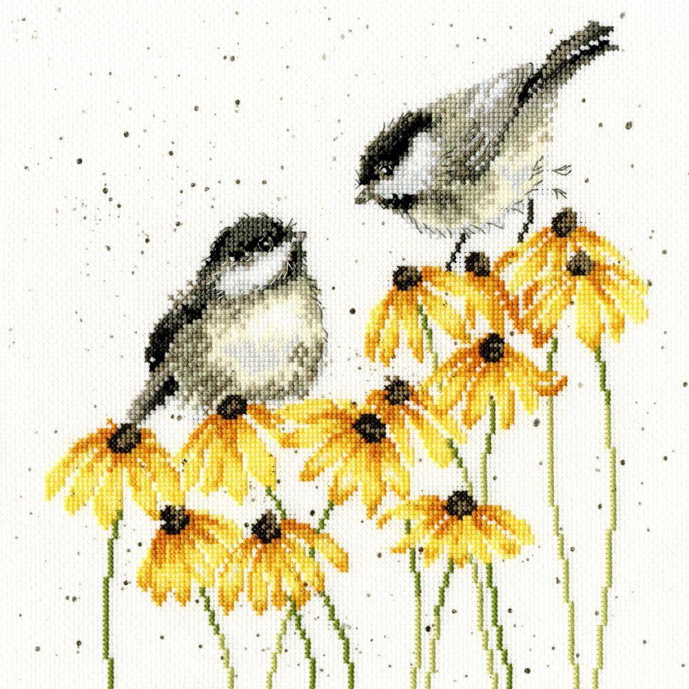 Chitter Chatter Birds - Hannah Dale