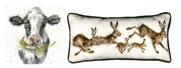 New  Cross Stitch and Tapestry Bothy Threads