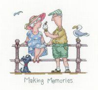 Making Memories - Peter Underhill