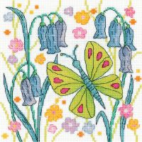 Green Butterfly - Heritage Crafts