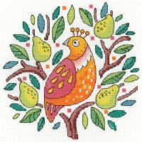 Partridge in a Pear Tree - Heritage Crafts
