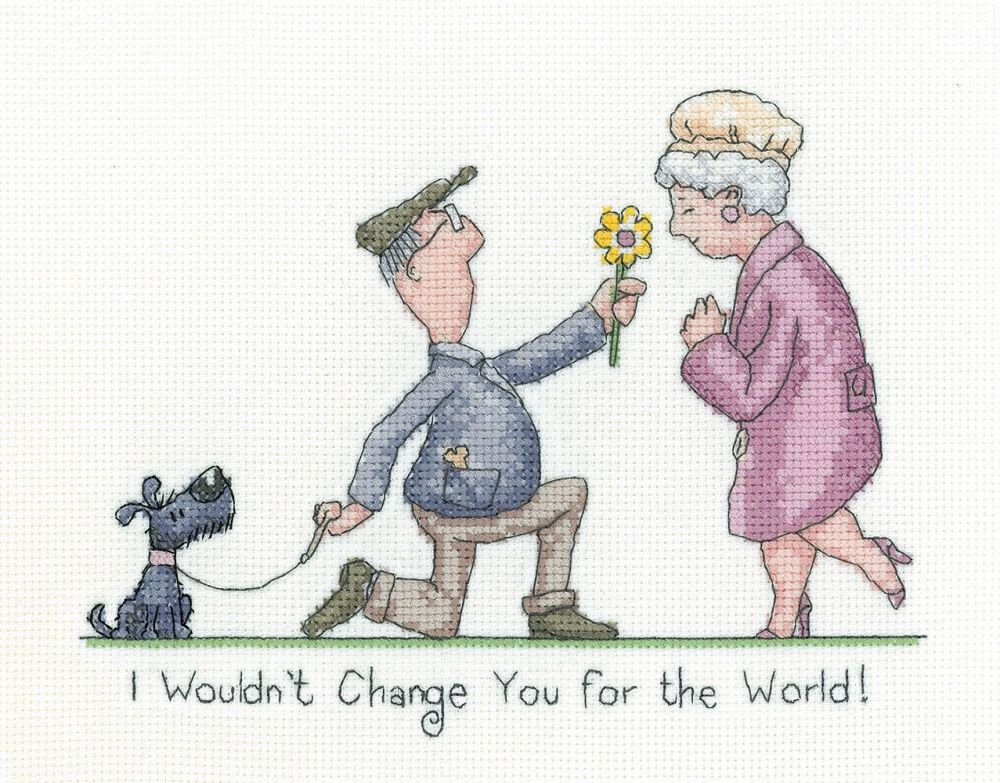 I Wouldn't Change You - Peter Underhill