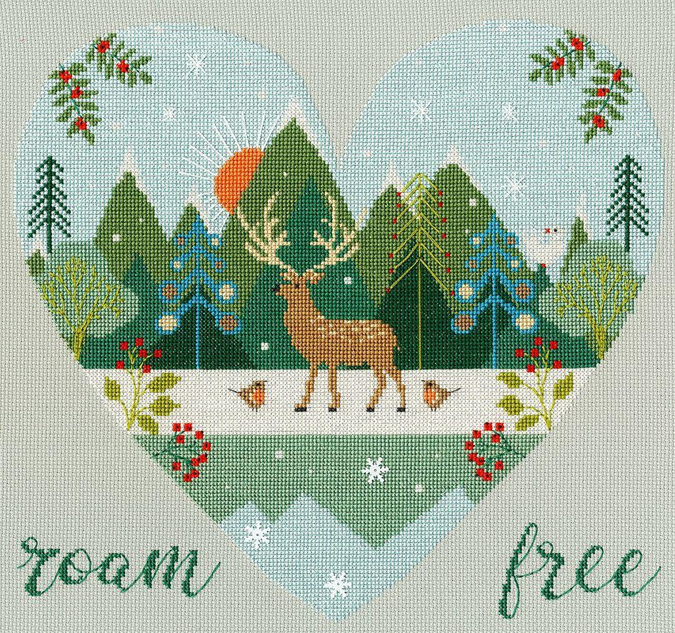 Roam Free - Bothy Threads