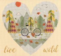 Live Wild - Bothy Threads