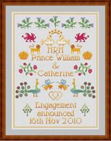 Royal Wedding - Engagement Wording