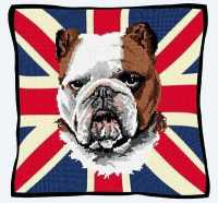 Union Jack British Bulldog - Brigantia